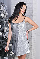 Женское коктейльное платье №85-455