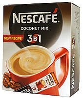 """Кофейная смесь Nescafe 3в1 """"Коконут"""""""