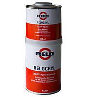 Лак акриловый Relocryl (Mipa) 2K HS 2+1 комплект с отведителем 1,5л
