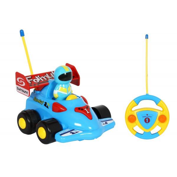 Детская радиоуправляемая машина гонки 6603