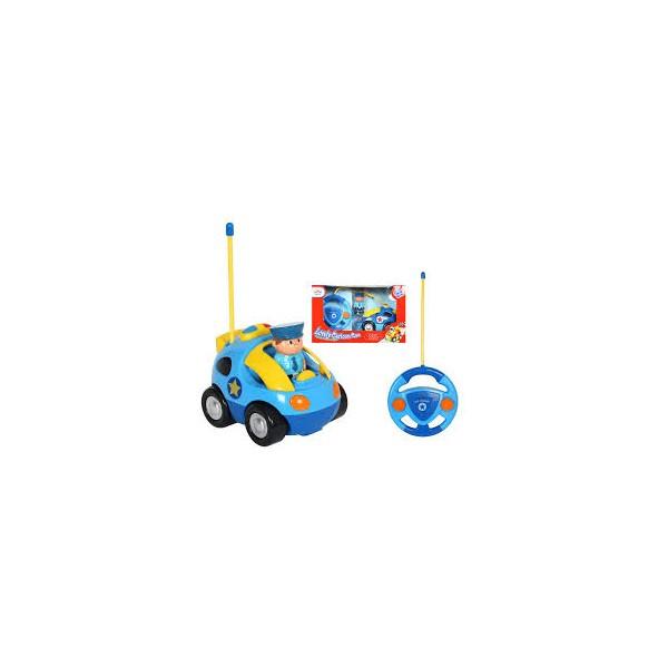 Детская радиоуправляемая машина полиция 6601
