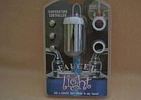 Светящаяся насадка на кран с LED подсветкой Faucet Light, фото 1
