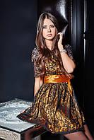 Платье женское с балеро.