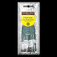 Запахи Natural Fresh Эликс SELECT INTENSE Black бумажный блистер