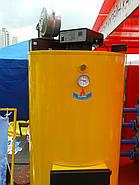 Двухконтурный котел Буран 10 У + ГВС (с чугунным колосником), фото 3