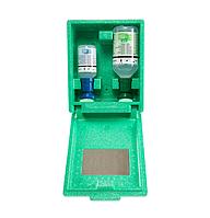 Закрытый комбинированный комплект с 200 мл pH Neutral и 500 мл Plum eye wash