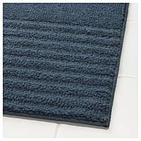Коврик для ванной комнаты VOXSJON синий
