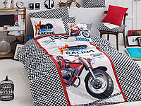 Комплект постельного белья First Choice Ranforce Deluxe 3D Class