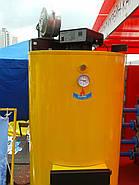 Двухконтурный котел Буран 40 У + ГВС (с чугунным колосником), фото 3
