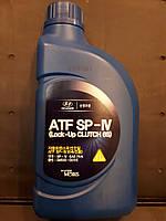 Жидкость для АКПП Hyundai Kia Mobis ATF SP IV 1л