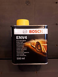Тормозная жидкость BOSCH  ENV4  (ABS,ESP,ASR) 1987479201  0,5л