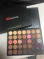 Палетка Morphe Brushes 35 Color Matte Palette