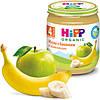 Пюре HiPP Яблоки с бананами, 125 г