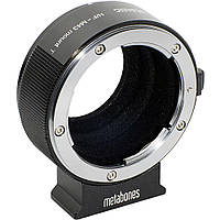 Metabones Nikon F Lens to Micro Four Thirds Camera T Adapter II (Black) (MB_NF-M43-BT2), фото 1