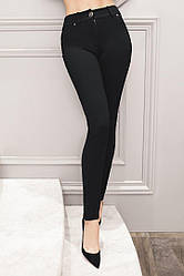 Стильные облегающие брюки