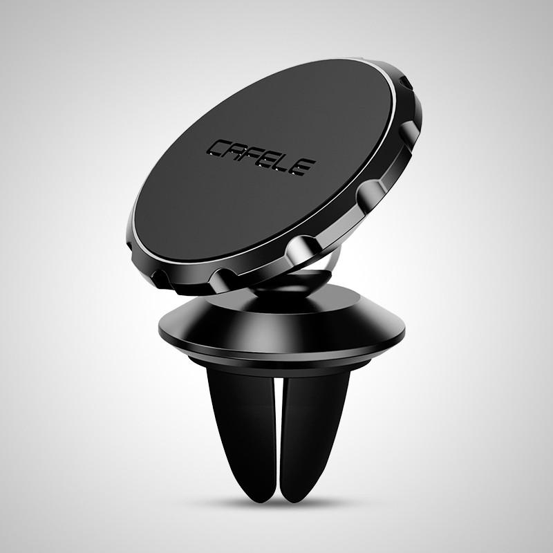 Cafele 360 - Магнитный автомобильный держатель в воздуховод для телефо