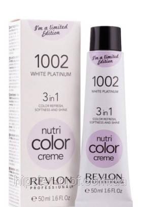 Тонирующий бальзам для окрашенных волос Revlon Nutri Color Creme 50 ml