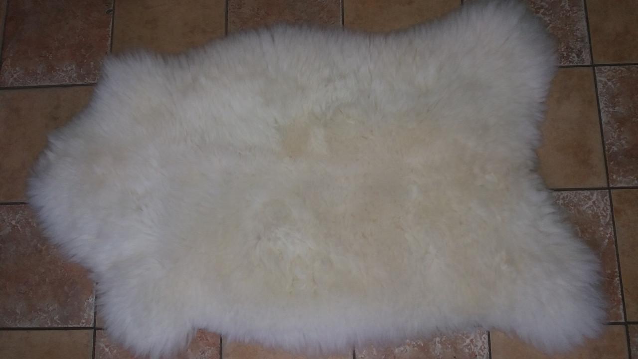 Овечья шкура длинный ворс, коврик