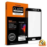 Защитное стекло Spigen для HTC U11 Full Cover, Black (H11GL22048)