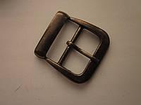 Пряжка для сумки 30 мм антик