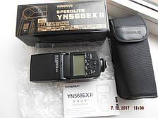Вспышка Yongnuo Speedlite YN-568EX II для Canon
