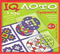 """IQ лото """"Орнаменты"""", фото 1"""