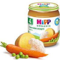 Пюре HiPP Овощное ассорти, 125 г