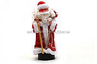 Кукла «Дед Мороз музыкальный» (поет, светится) C23468