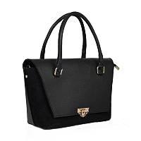 Кожаная женская сумка Virginia Conti 01523