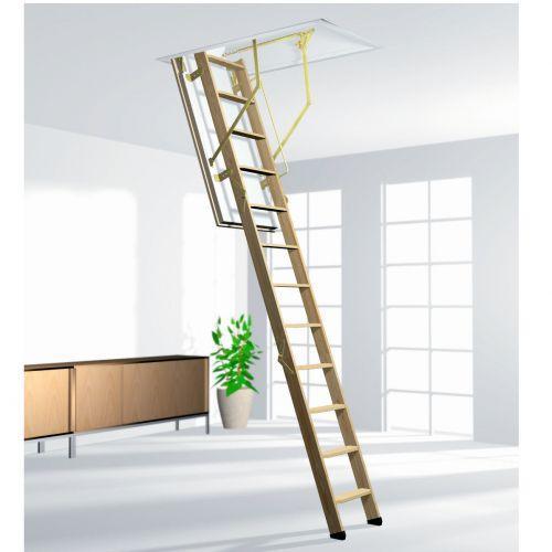 Чердачная лестница Roto Cadet3 Norm