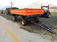Прицеп тракторный самосвальный 2ПТС-4, фото 1