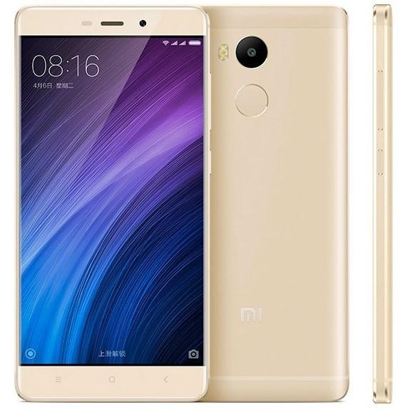 Смартфон Xiaomi Redmi 4 Prime 3/32GB (Gold) Global Rom