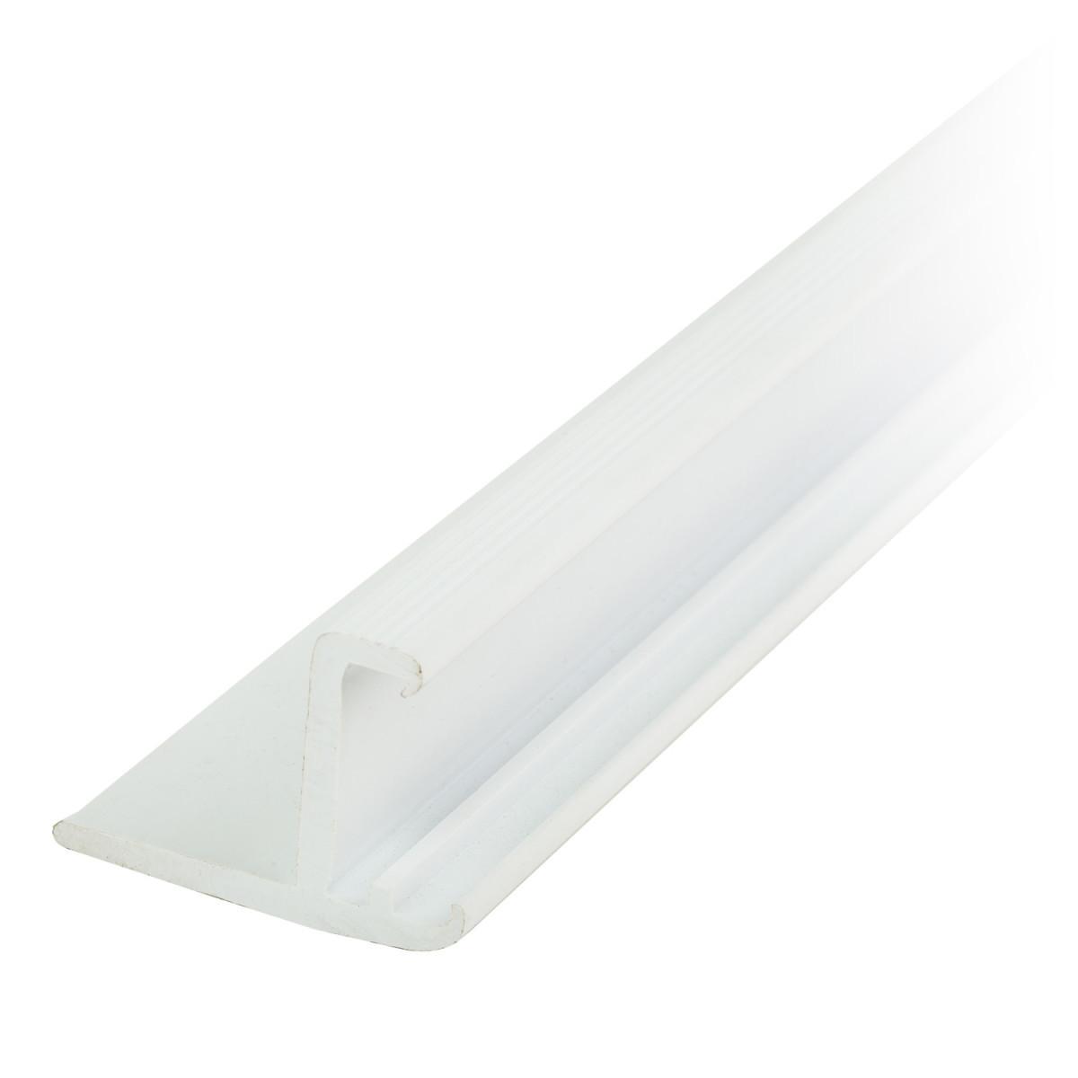 L-образный профиль Nexus для переливных решеток (25 мм)