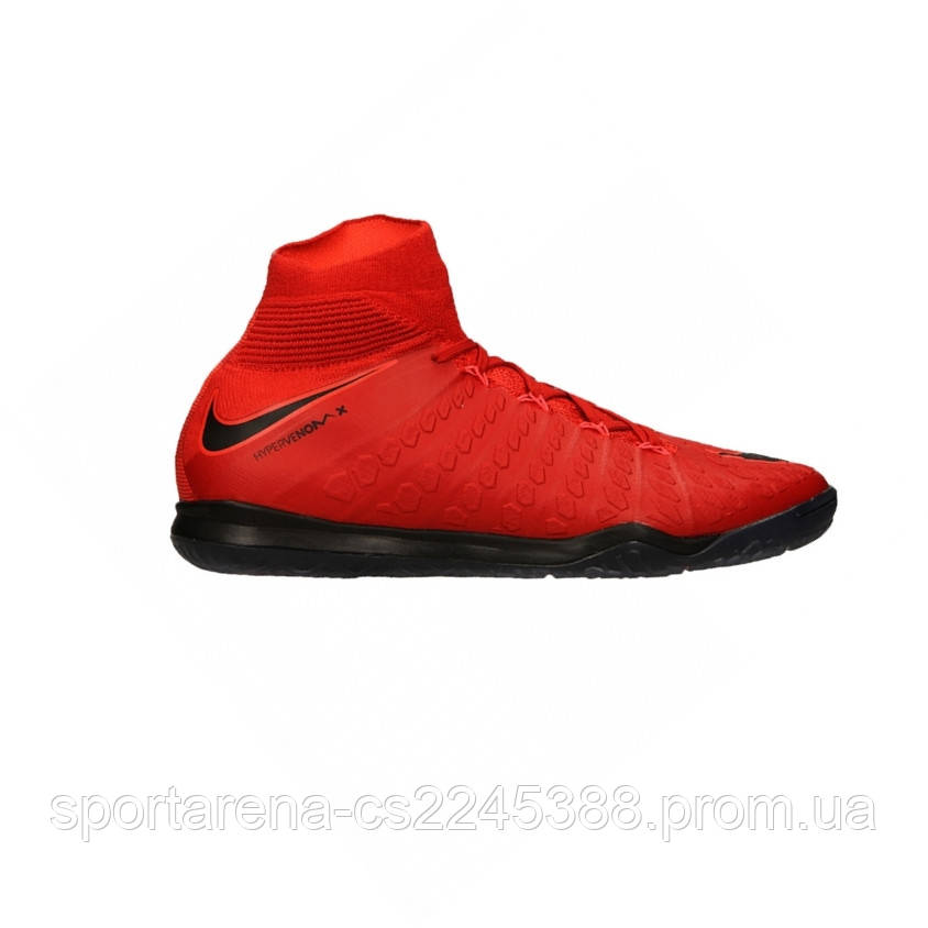 9051faf4 Обувь футбольная для зала Nike HypervenomX Proximo II DF IC 852577-616 -  СПОРТАРЕНА в