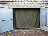 Штора брезентовая в гараж 2,6 * 3,3