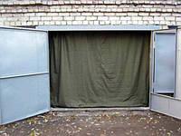 Штора брезентовая в гараж 2,6 * 3,3, фото 1