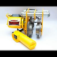 Тележка для тали электрическая Dragon Winch DWI 1T (1000 кг)