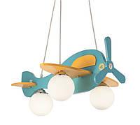 Подвесной светильник для детской комнаты Ideal Lux 136325 Avion-1 SP3