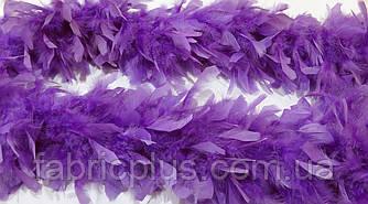 Боа  из  перьев (65 гр) св. сирен.