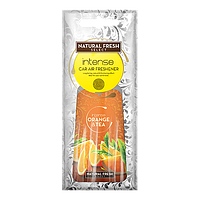 Запахи Natural Fresh Эликс SELECT INTENSE Orange&Tea бумажный блистер