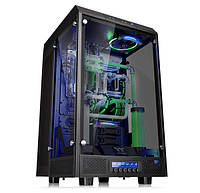 """Корпус Thermaltake The Tower 900 Black (CA-1H1-00F1WN-00)""""Over-Stock"""""""