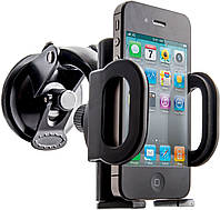 Автомобильное крепление для планшета, телефона, смартфона до 7 дюймов Defender 101+, фото 1