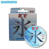 Леска Shimano Silk Shock 50м 0,08мм