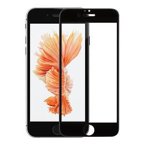 Защитное стекло MakeFuture для Apple iPhone 6s/6 3D Black (MG3D-AI6B)