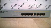 Коммутатор неуправляемый Allied Telesis AT-FS708 (свитч), фото 1