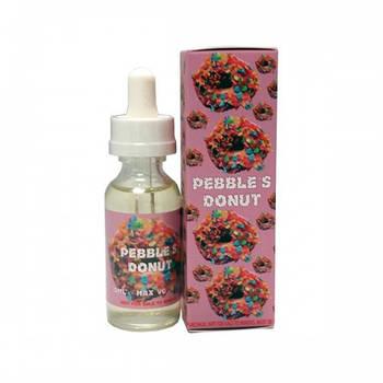 Премиум жидкость для электронных сигарет Marina Vape Pebbles Donut 30 ml (clone)