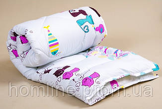 Одеяло Lotus Kitty 155*215 полуторный размер