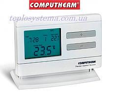 Программируемый терморегулятор Computherm Q7 проводной (Венгрия)