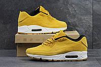 Мужские кроссовки Nike 87 рыжие 3872