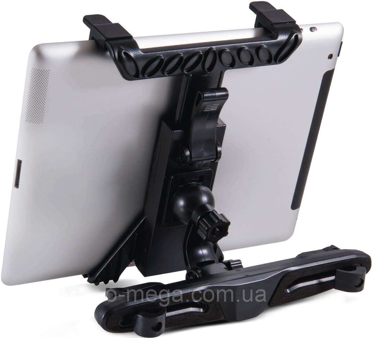 Автомобильное крепление на подголовник для планшета 8-15 дюймов Defender 221